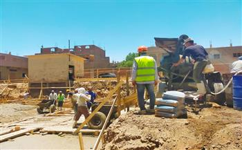 محافظ سوهاج: إنشاء 30 مجمع خدمات حكومية بـ 30 قرية | صور
