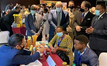 السفير المصري في تنزانيا يشارك في افتتاح ملتقى الأعمال المصري التنزاني  صور