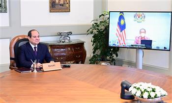 رئيس الوزراء الماليزي يثمن التحركات المصرية لوقف التصعيد وتحقيق التهدئة المرجوة في قطاع غزة