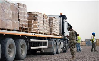 «التحالف الدولي» يسلم جهاز مكافحة الإرهاب العراقي أسلحة ومعدات