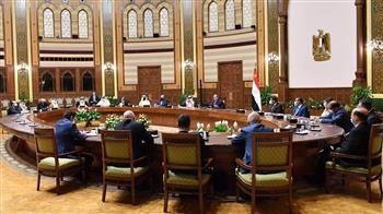 الرئيس السيسي: الهدف الأساسي لمصر الحفاظ على أمن واستقرار المنطقة
