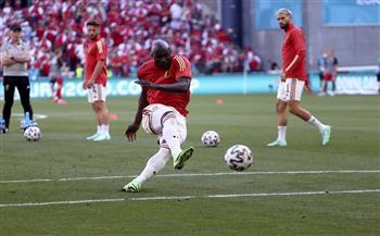 انطلاق مباراة بلجيكا والدنمارك فى «يورو 2020»