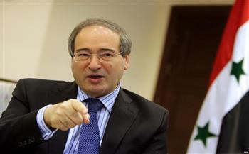 سوريا والعراق يبحثان تعزيز العلاقات الثنائية