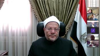 المفتي: علماء الدين أخذوا على عاتقهم نشر الصورة الحقيقية عن الإسلام