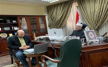 المفتي: لا يوجد متطرف درس الإسلام في أي معهد ديني موثوق به