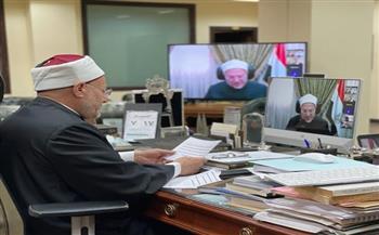 المفتي: الإسلام ضد التطرف على طول الخط.. ولا نفهم العوامل التي تقدم لتبرير العنف
