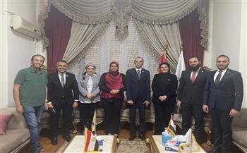 اجتماع مشترك لـ«نواب التنسيقية» أعضاء لجنتي حقوق الإنسان والتضامن بمجلسي النواب والشيوخ