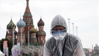 """روسيا تُسجل 17 ألفا و262 إصابة جديدة بفيروس """"كورونا"""" خلال 24 ساعة"""