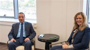 مدير الأكاديمية الوطنية للتدريب تستقبل محافظ الإسكندرية ونائبه |صور