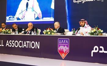 «أبوريدة» نائبًا أول لرئيس الاتحاد العربي لكرة القدم
