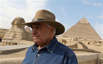 زاهي حواس : القدماء المصريون آمنوا بالحساب والعقاب والبعث بعد الموت  فيديو