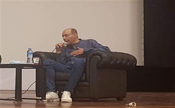 أحمد بدير يكشف مواصفات الفنان الكوميدي