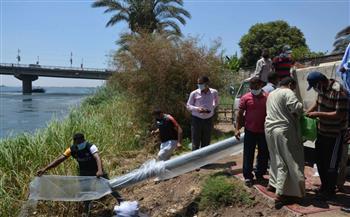 مصيلحي: إلقاء كميات من ذريعة الأسماك بمحافظة المنيا تقدر بمليون وحدة من زريعة السمك