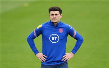 ماجواير ينتظر قرار ساوثجيت للمشاركة في مباراة أسكتلندا
