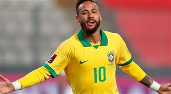 «نيمار»: فخور بدخولي تاريخ البرازيل