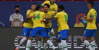 كوبا أمريكا 2021.. «البرازيل» يحقق فوزًا ثمينًا على منتخب بيرو برباعية نظيفة