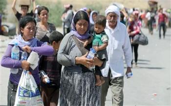 الأمم المتحدة: عدد النازحين بسبب الحروب والأزمات في العالم تضاعف أخر عشر سنوات