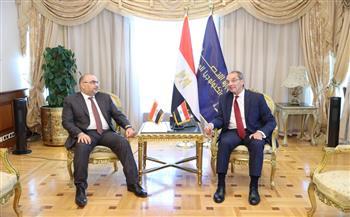 إعلان إنشاء شركة مصرية ـ عراقية لتنفيذ مشروعات التحول الرقمى بالعراق| صور
