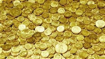 ضبط أشخاص للاتجار فى العملات الذهبية المقلدة بالقاهرة