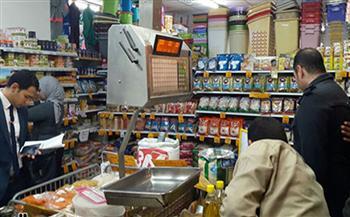 حملة للتفتيش على منافذ بيع المواد الغذائية في الوايلي