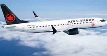 وصول أولى الرحلات الجوية المباشرة لشركة إير كندا من «مونتريال» إلى القاهرة