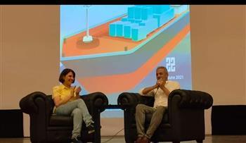 «فواز» يتحدث لجمهور مهرجان الإسماعيلية عن تجربة الشعر والإصابة بكورونا