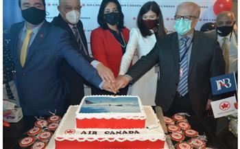 «السفارة الكندية»: الخطوط الجوية الكندية سطرت فصلًا جديدًا في العلاقات بين كندا ومصر