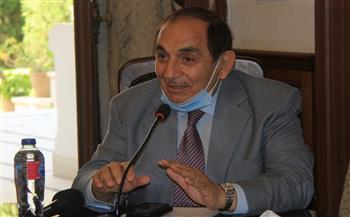 سيد مشعل: تحديات كبيرة ومستمرة تواجه مصر تستدعي الالتفاف حول القيادة السياسية | صور