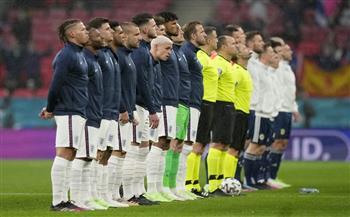 انطلاق لقاء إنجلترا وأسكتلندا في «يورو 2020»