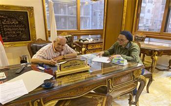 «الحركة الوطنية» يدشن مكاتب للخدمات الجماهيرية.. وتشكيل لجان لفحص طلبات المواطنين   صور