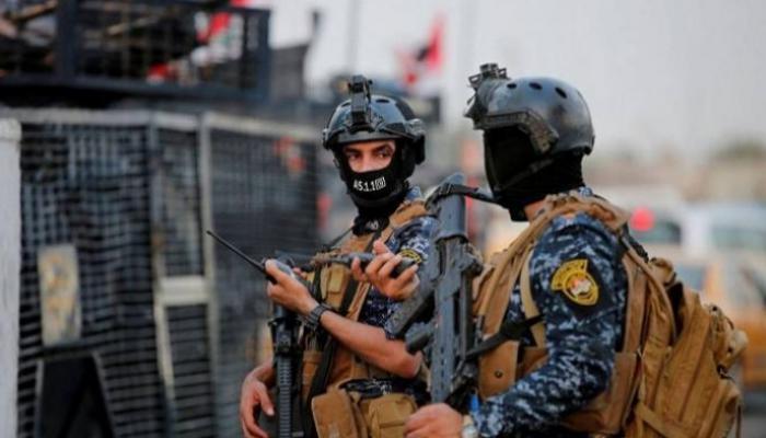 العراق اعتقال إرهابي يُمول  داعش  بالموصل وتفكيك  قنابل جنوب شرق بغداد