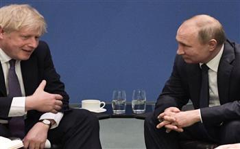 """موسكو: عقد اجتماع بين بوتين وجونسون حال توافر """"الإرادة السياسية"""" لدى بريطانيا"""