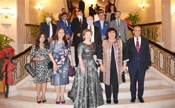 التفاصيل الكاملة لإطلاق فعاليات عام التبادل الإنساني بين مصر وروسيا تحت رعاية الرئيس السيسي| صور