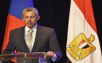 الخارجية: نتطلع إلى استيفاء حركة الطيران العارض بين مصر وموسكو