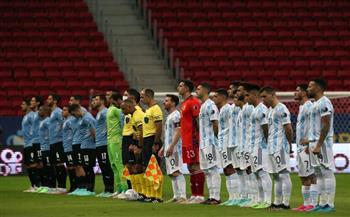 انطلاق مباراة الأرجنتين وأوروجواي في كوبا أمريكا