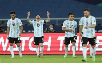 كوبا أمريكا.. هدف مبكر للأرجنتين في شباك أوروجواي