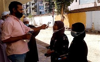 مدير تعليم الأقصر الأزهري يتفقد امتحانات الشهادة الثانوية|صور
