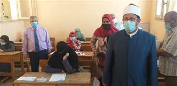 رئيس منطقة المنوفية الأزهرية: لا شكاوى من امتحانات اليوم للثانوية