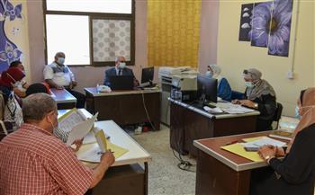 تعليم بورسعيد: غرفة عمليات مركزية لمتابعة امتحانات شهادة الدبلومات الفنية | صور