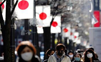 اليابان تسجل أكثر من 1500 إصابة جديدة و28 وفاة بكورونا
