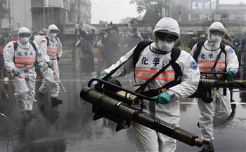 تايوان تُسجل 128 إصابة جديدة بفيروس كورونا