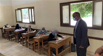 أكثر من 46 ألف طالب أدوا امتحانات الدبلومات الفنية بالفيوم | صور