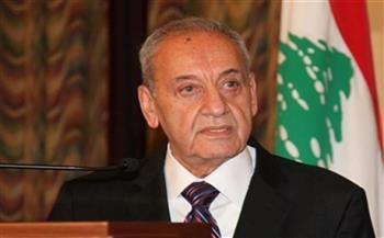 رئيس-مجلس-النواب-اللبناني-يدعو-إلى-جلسة-للجان-المشتركة-الثلاثاء-المقبل-لدراسة-رد-قانون-الانتخابات