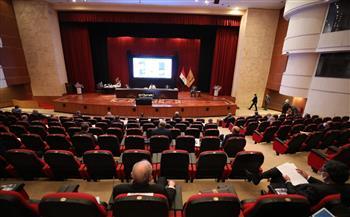 «الأعلى للجامعات» يستعرض تقريرا عن «ادرس في مصر»