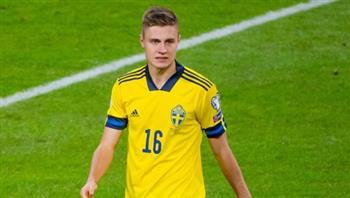 «سفانبيرج» يعود لتدريبات السويد بعد تعافيه من كورونا