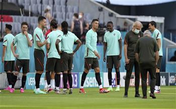 «سانتوس» يعلن تشكيل البرتغال لمواجهة ألمانيا فى يورو 2020