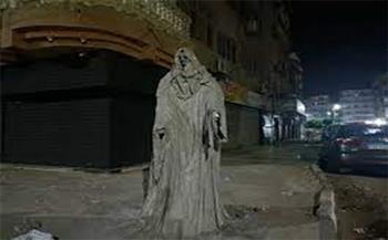 مصدر أمني يوضح حقيقة ظهور شبح مرعب فى شوارع الإسماعيلية