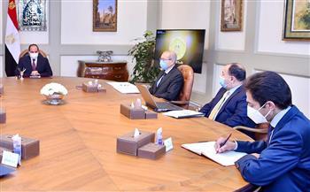 تفاصيل اجتماع الرئيس السيسي مع مدبولي لمتابعة الموقف التنفيذي لعدد من المشروعات بقطاع البترول