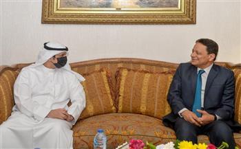 وزير الإعلام الكويتي: نرى تطورًا كبيرًا في المشهد الإعلامي المصري يواكب التقدم العالمي