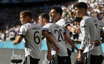 ألمانيا تحرز هدف التعادل فى شباك البرتغال